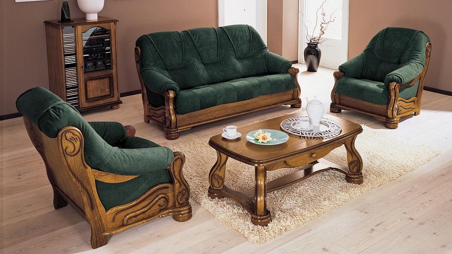 Udobna sedežna garnitura Dorado