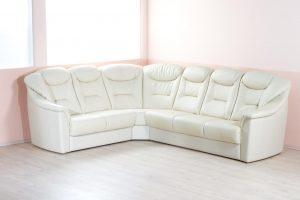 Udobna kotna sedežna garnitura Monaco